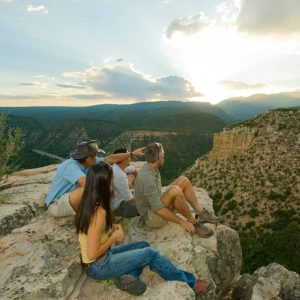 Twin-Buttes-View-Family-Hike-Durango