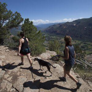 Hiking the Animas Mountain Trail System