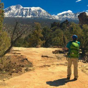 John Fitzpatrick Sand Canyon Trail Views