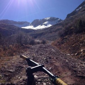 Missy-Thompson-La-Plata-Canyon-Climb-Mountain-Bike