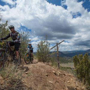 Telegraph Mountain Biking Horse Gulch Durango